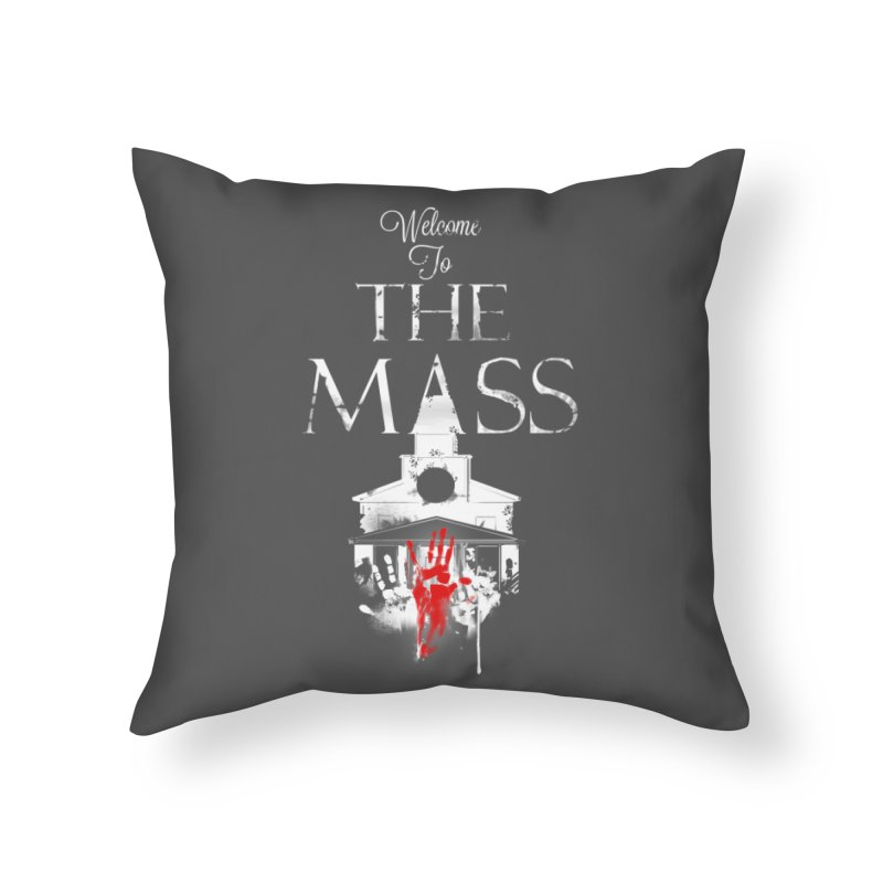 Massachusetts - The Grove Home Throw Pillow by Dystopia Rising's Artist Shop