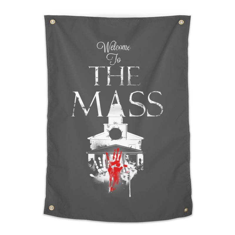 Massachusetts - The Grove Home Tapestry by Dystopia Rising's Artist Shop
