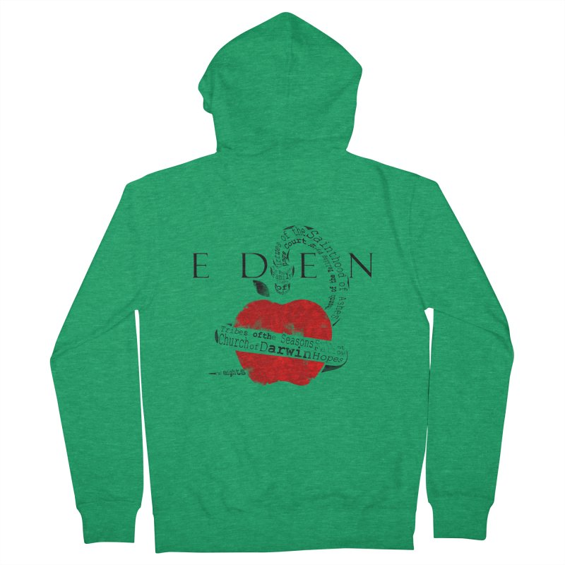 Virginia - Eden Women's Zip-Up Hoody by Dystopia Rising's Artist Shop