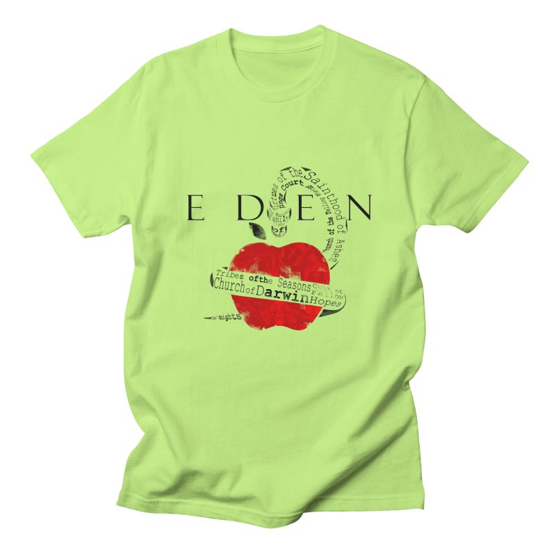 Virginia - Eden Men's T-Shirt by Dystopia Rising's Artist Shop