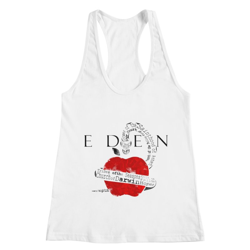 Virginia - Eden Women's Racerback Tank by Dystopia Rising's Artist Shop