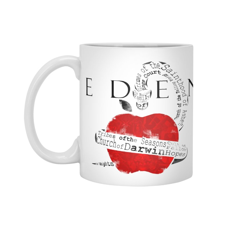 Virginia - Eden Accessories Standard Mug by Dystopia Rising's Artist Shop