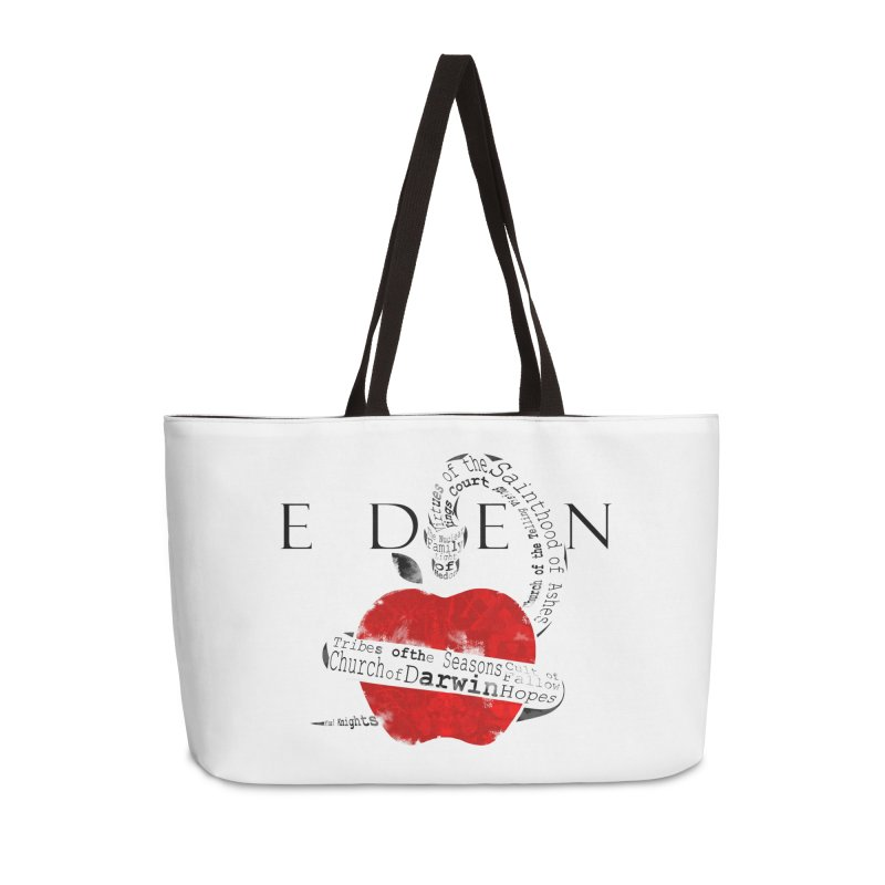 Virginia - Eden Accessories Weekender Bag Bag by Dystopia Rising's Artist Shop