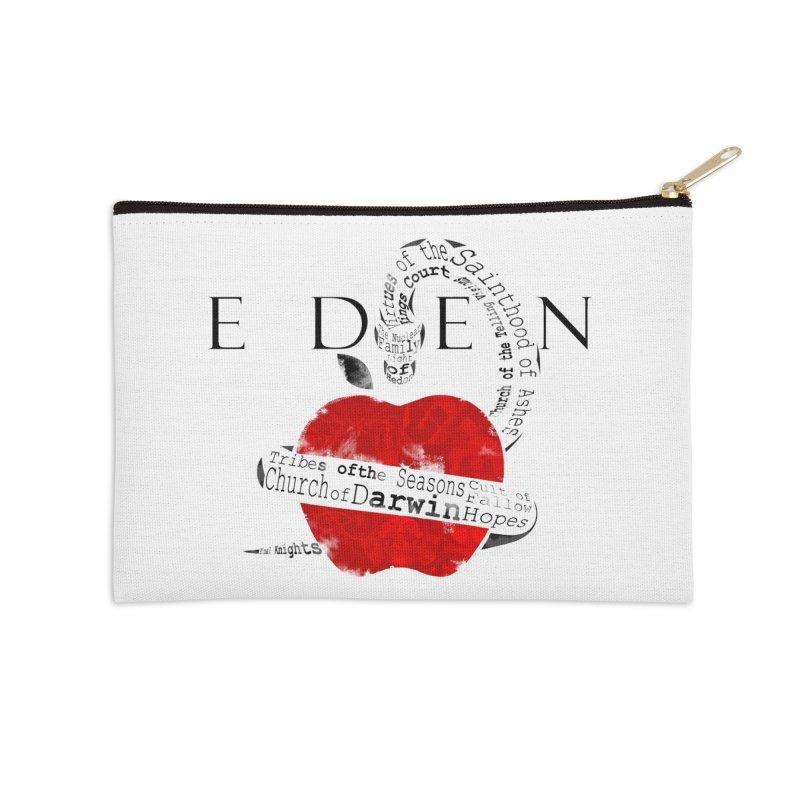 Virginia - Eden Accessories Zip Pouch by Dystopia Rising's Artist Shop
