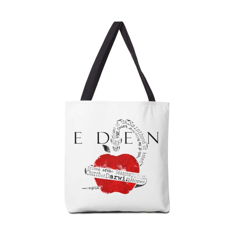 Virginia - Eden Accessories Tote Bag Bag by Dystopia Rising's Artist Shop