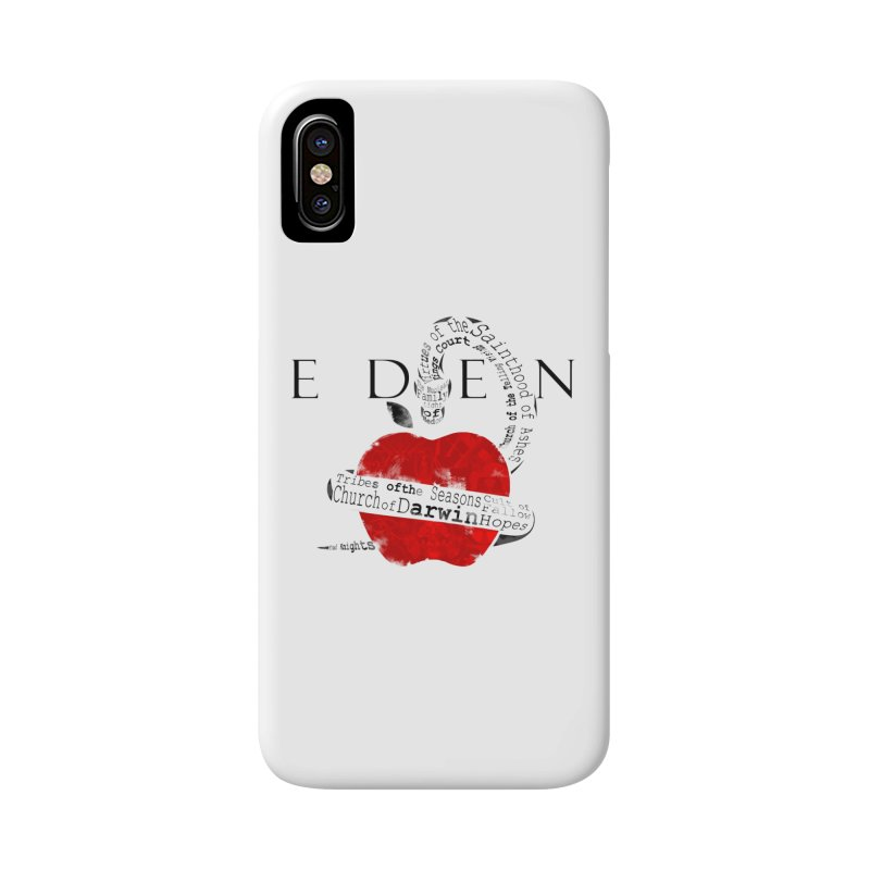 Virginia - Eden Accessories Phone Case by Dystopia Rising's Artist Shop