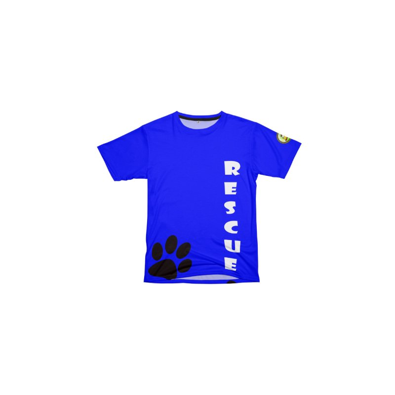 RESCUE Men's T-Shirt by East Alabama Humane Society's Shop