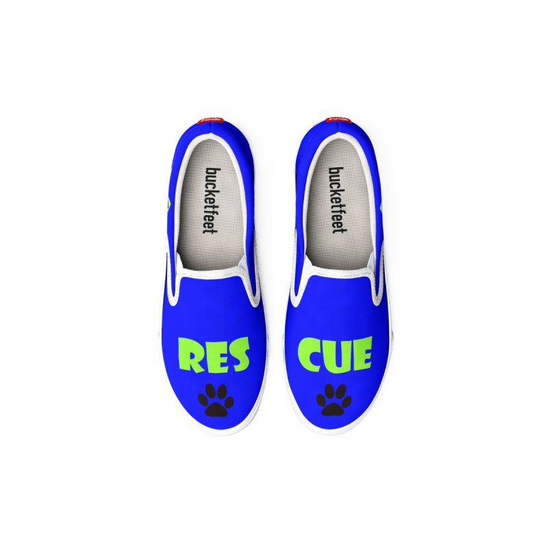 Rescue Shoe 2 Men's Shoes by East Alabama Humane Society's Shop