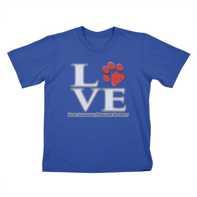 LOVE Kids T-Shirt by East Alabama Humane Society's Shop