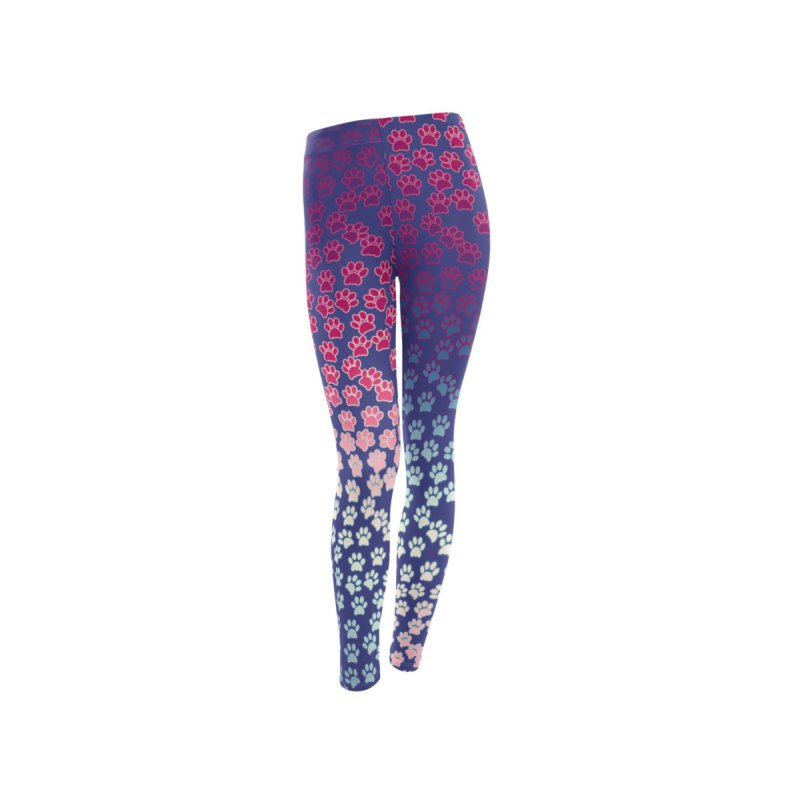 Prismatic Paws Women's Bottoms by East Alabama Humane Society's Shop
