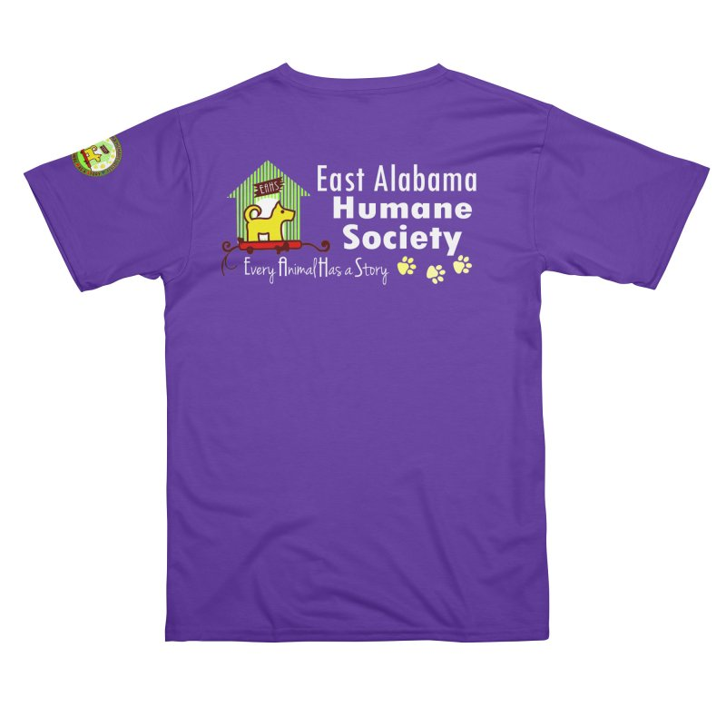 The ones in need, are the best breed. Men's Cut & Sew by East Alabama Humane Society's Shop