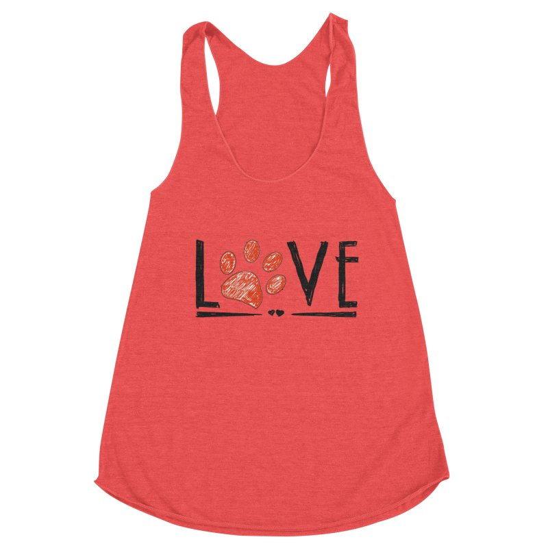 LOVE Women's Tank by East Alabama Humane Society's Shop