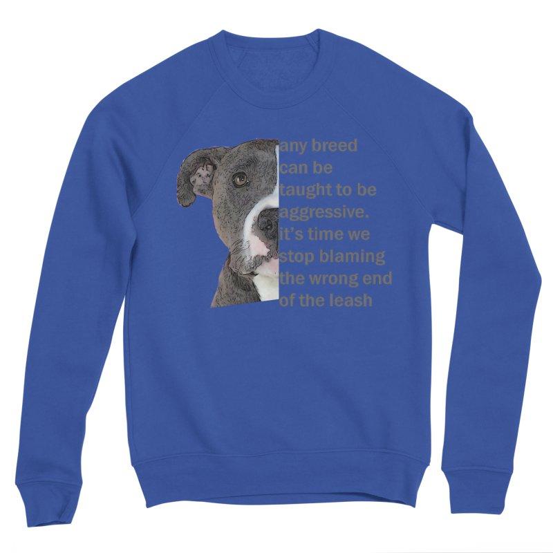 Pebble Awareness Men's Sweatshirt by East Alabama Humane Society's Shop
