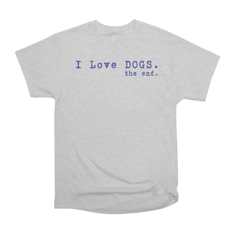 Men's None by East Alabama Humane Society's Shop