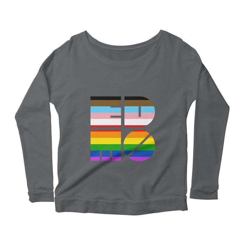 Pride EDMO Women's Longsleeve T-Shirt by EDMO
