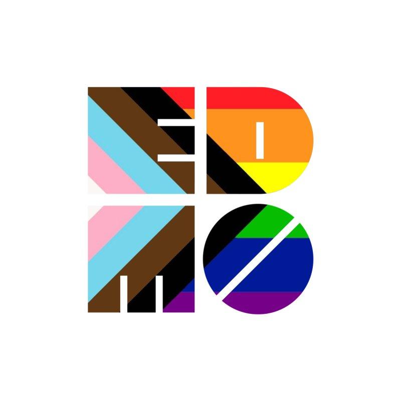 Pride Trans BLM EDMO Men's Tank by EDMO