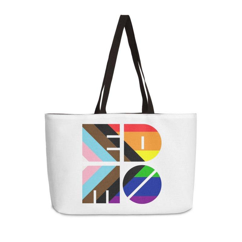 Pride Trans BLM EDMO Accessories Bag by EDMO