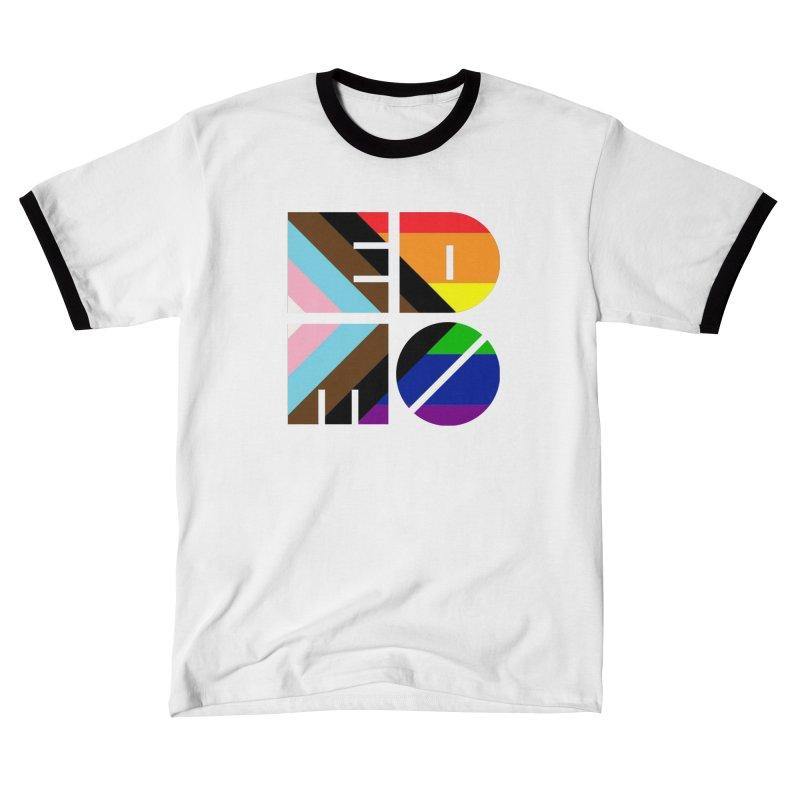 Pride Trans BLM EDMO Women's T-Shirt by EDMO
