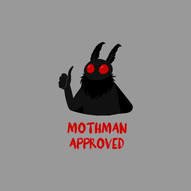 Mothman Approved Men's T-Shirt by EEKdraws's Artist Shop
