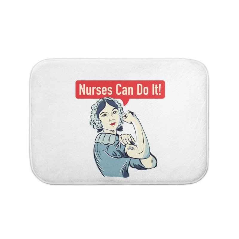 Nurses Can Do It! Home Bath Mat by ENA Together