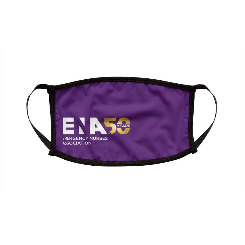ENA 50th Anniversary Accessories Face Mask by ENA Together