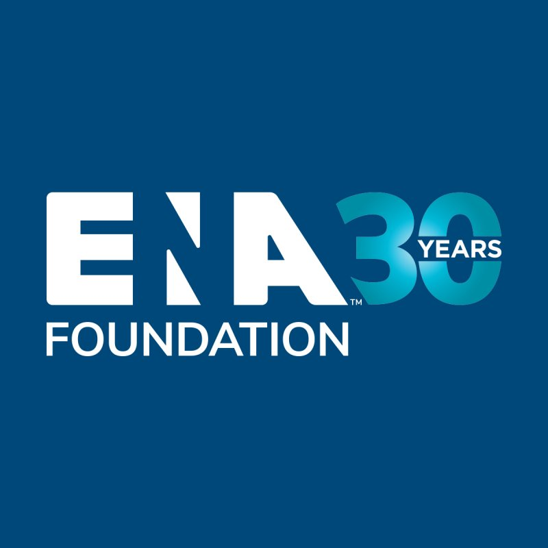 ENA Foundation 30th Men's Zip-Up Hoody by ENA Together