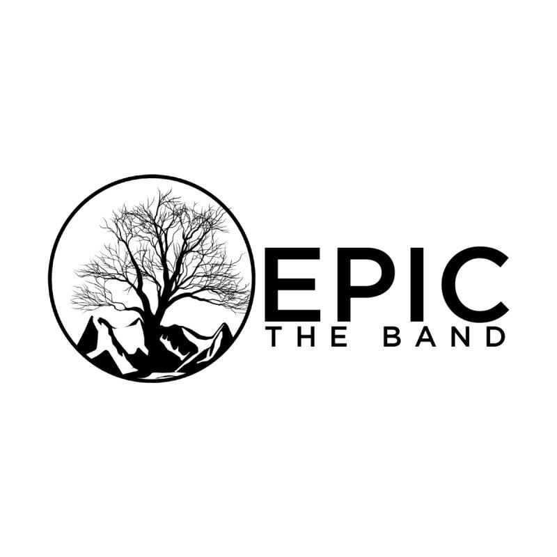 Black Logo by EPICtheBand's Artist Shop