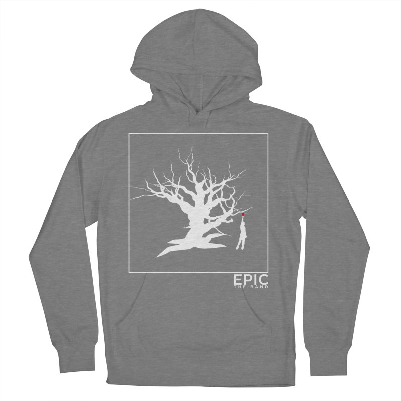 Life Men's French Terry Pullover Hoody by EPICtheBand's Artist Shop