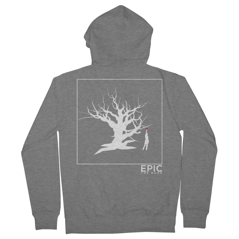 Life Women's French Terry Zip-Up Hoody by EPICtheBand's Artist Shop