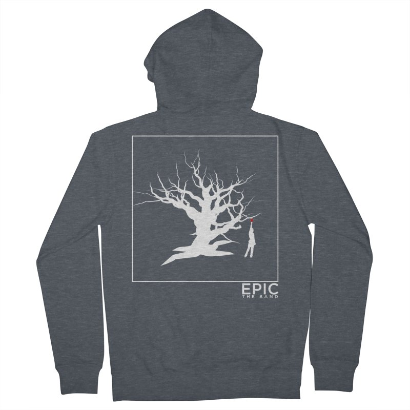 Life Men's French Terry Zip-Up Hoody by EPICtheBand's Artist Shop