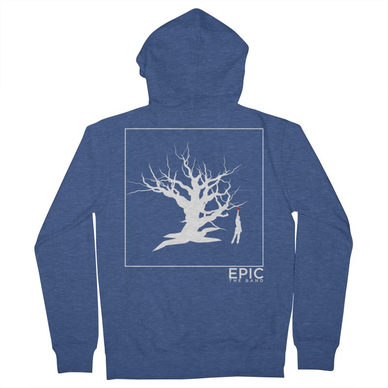 Life Men's Zip-Up Hoody by EPICtheBand's Artist Shop