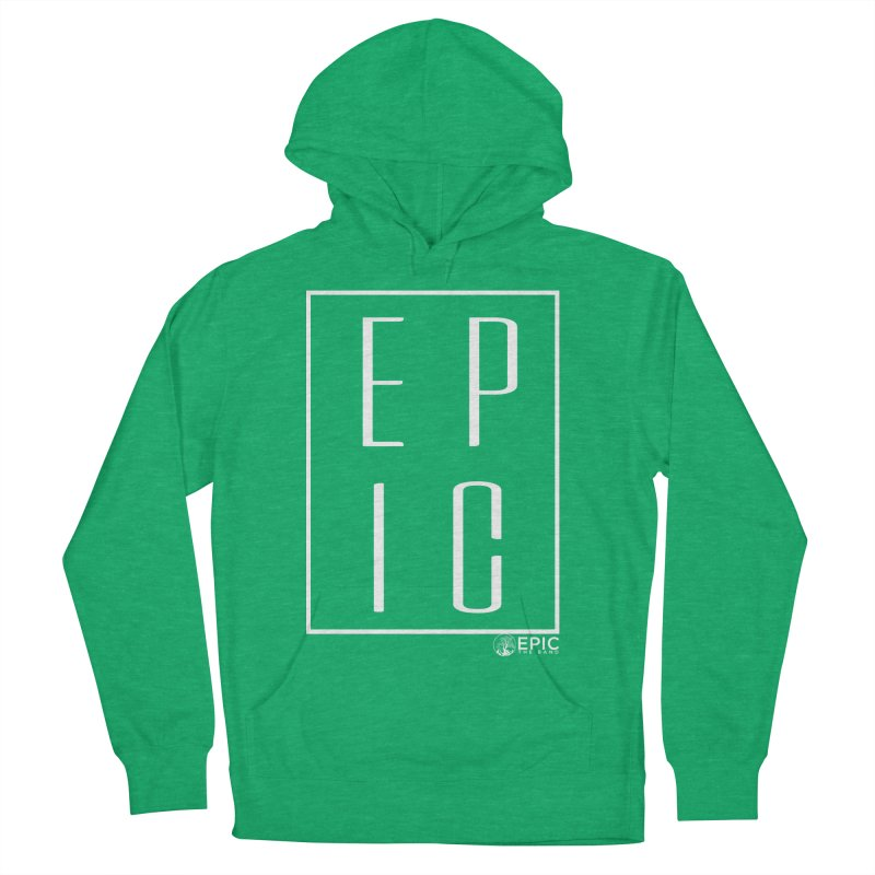 EPIC Women's French Terry Pullover Hoody by EPICtheBand's Artist Shop