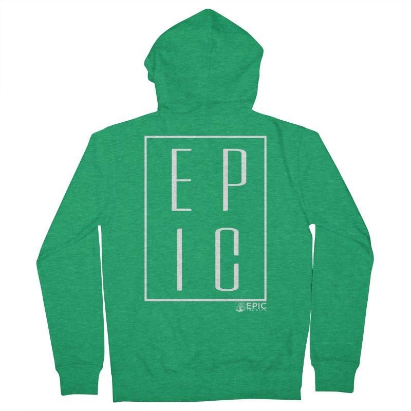 EPIC Women's Zip-Up Hoody by EPICtheBand's Artist Shop