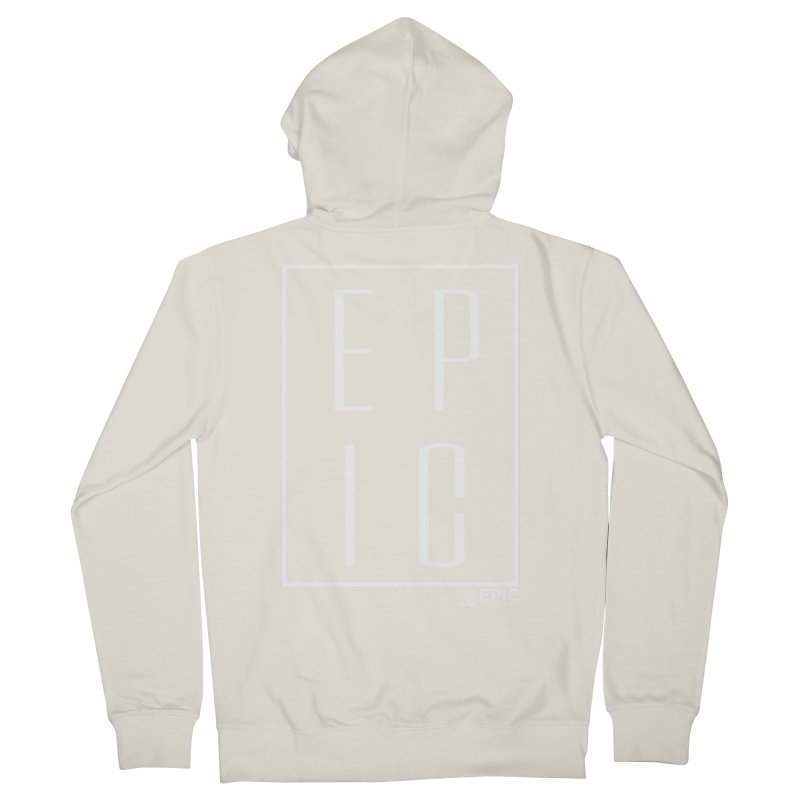 EPIC Women's French Terry Zip-Up Hoody by EPICtheBand's Artist Shop