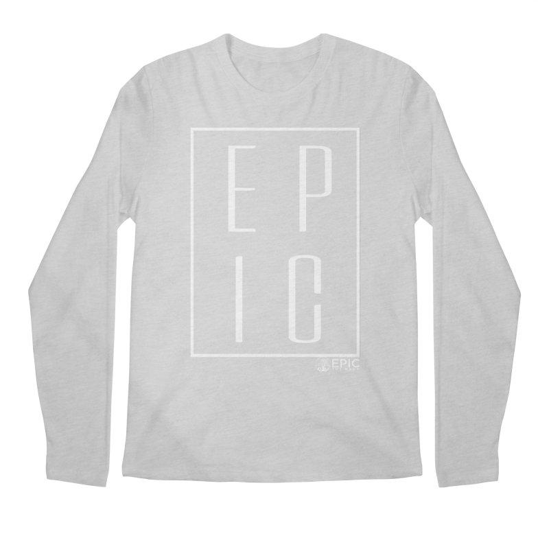 EPIC Men's Regular Longsleeve T-Shirt by EPICtheBand's Artist Shop