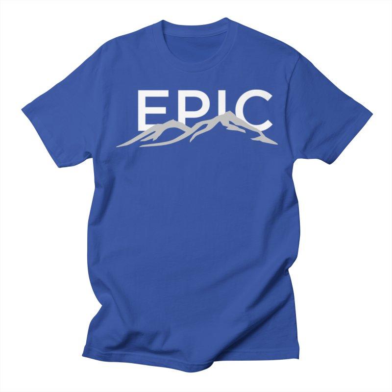 Mountain Women's Regular Unisex T-Shirt by EPICtheBand's Artist Shop