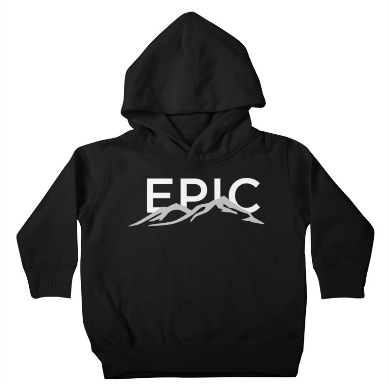 Mountain Kids Toddler Pullover Hoody by EPICtheBand's Artist Shop