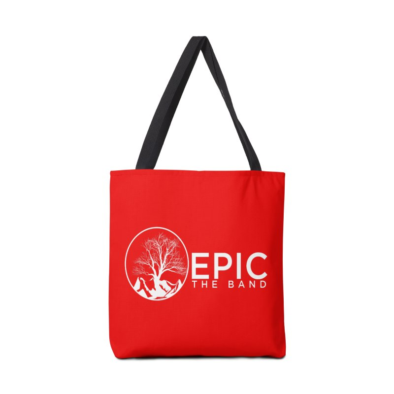 EPIC the Band Accessories Tote Bag Bag by EPICtheBand's Artist Shop