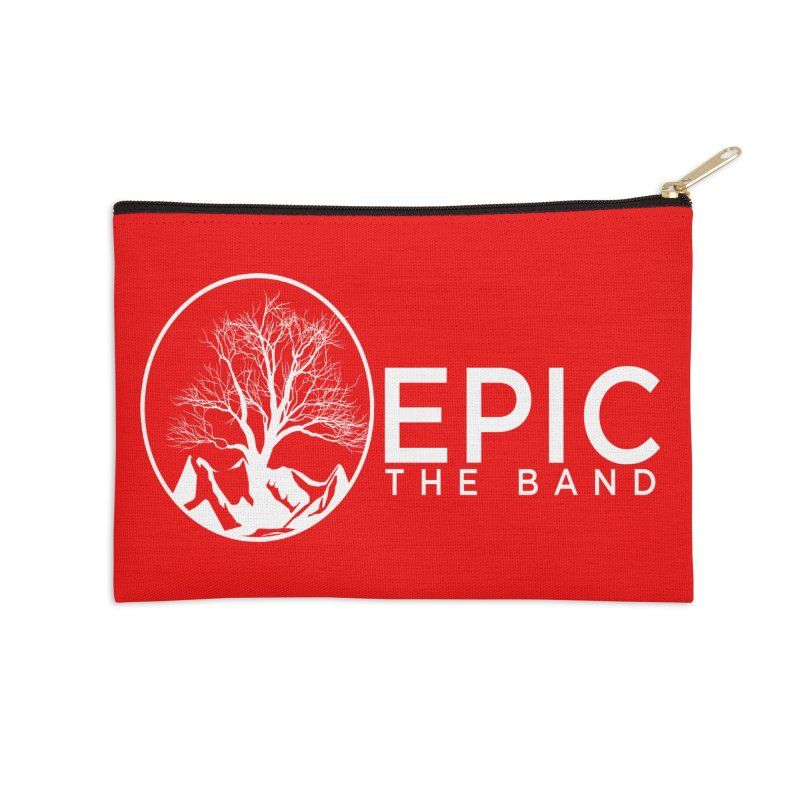 EPIC the Band Accessories Zip Pouch by EPICtheBand's Artist Shop