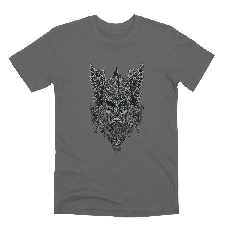 Odin Men's Premium T-Shirt by ES427's Artist Shop