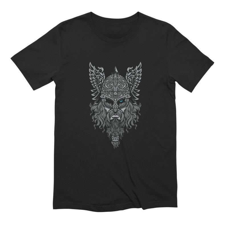 Odin Men's Extra Soft T-Shirt by ES427's Artist Shop