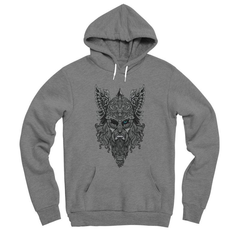 Odin Men's Sponge Fleece Pullover Hoody by ES427's Artist Shop