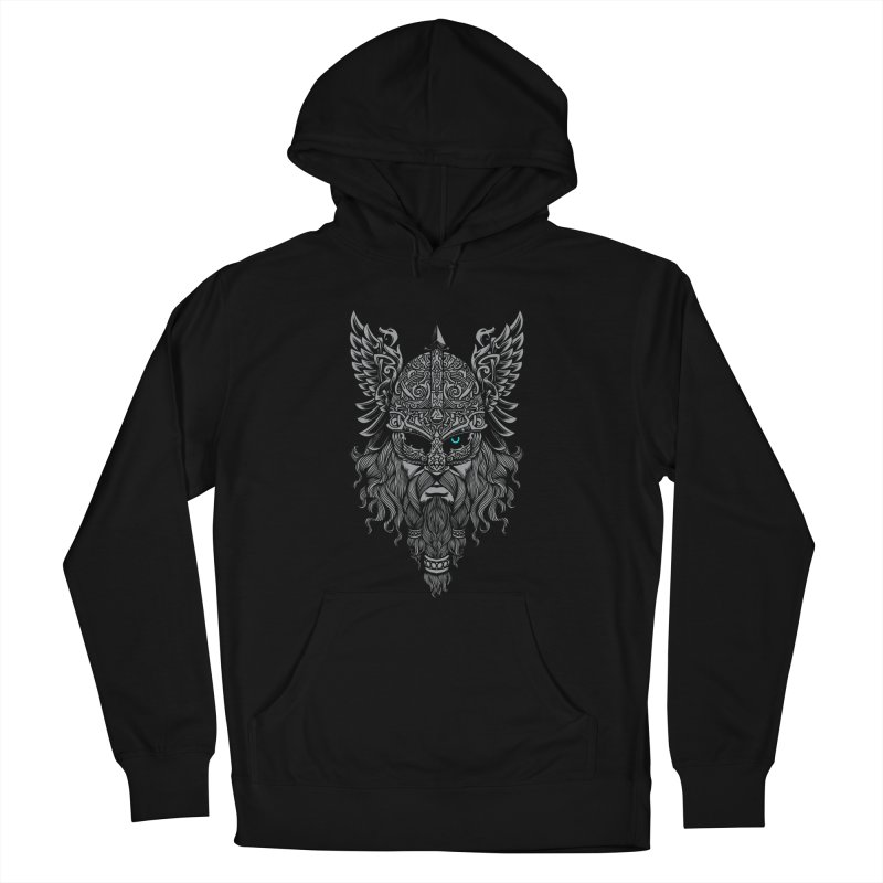 Odin Women's French Terry Pullover Hoody by ES427's Artist Shop