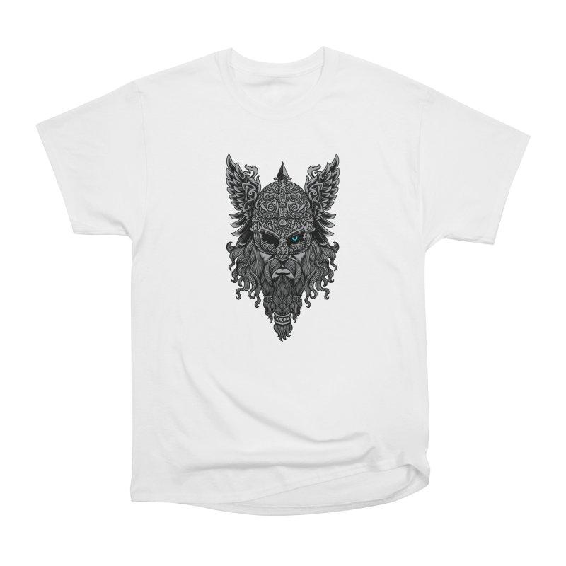 Odin Men's Heavyweight T-Shirt by ES427's Artist Shop