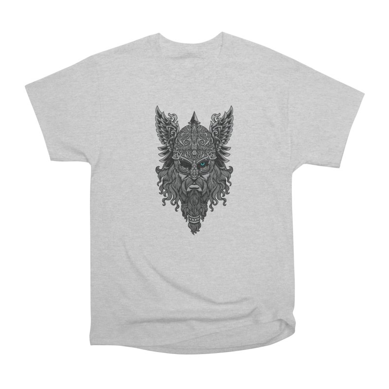 Odin Men's Heavyweight T-Shirt by ES427's Artist Shop