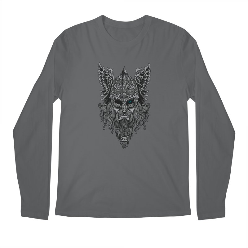 Odin Men's Regular Longsleeve T-Shirt by ES427's Artist Shop