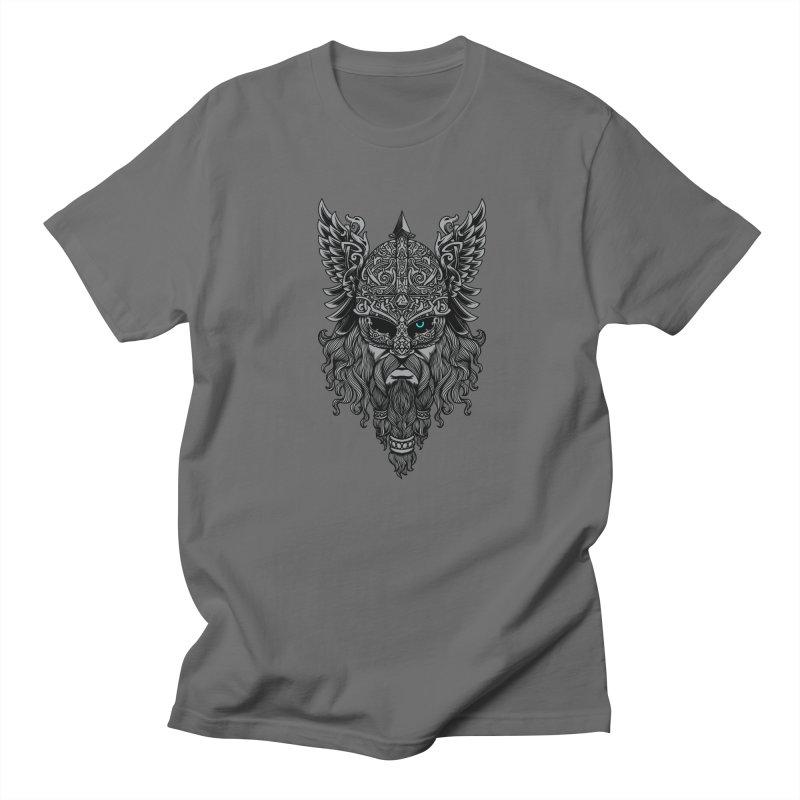 Odin Women's Regular Unisex T-Shirt by ES427's Artist Shop
