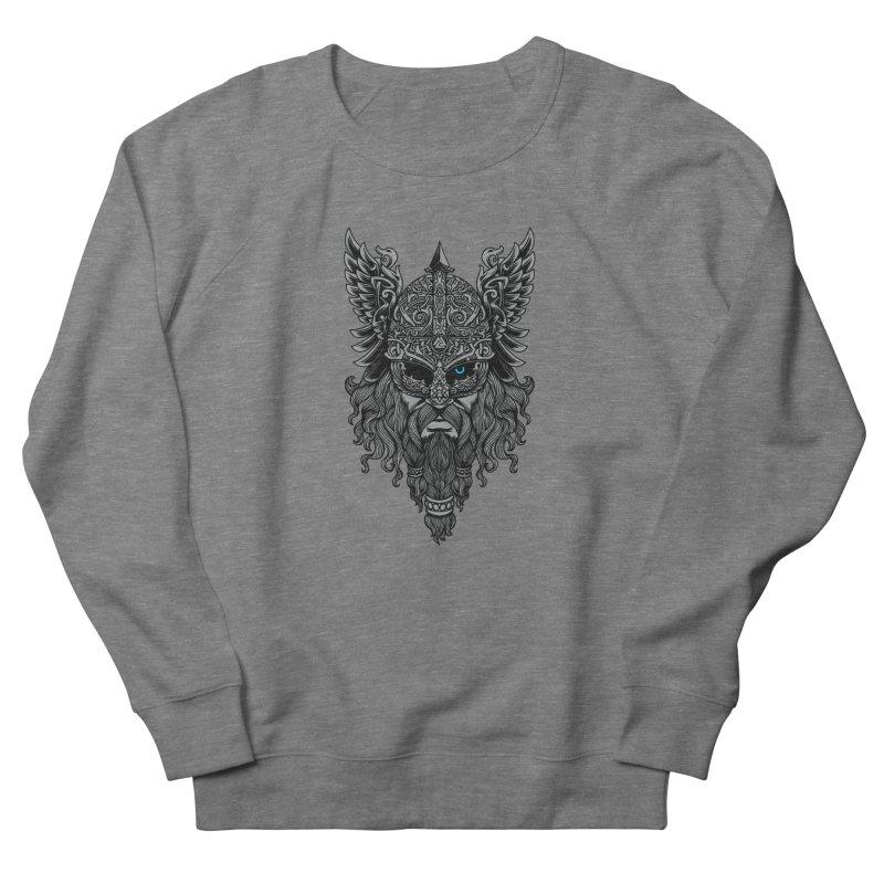 Odin Women's French Terry Sweatshirt by ES427's Artist Shop