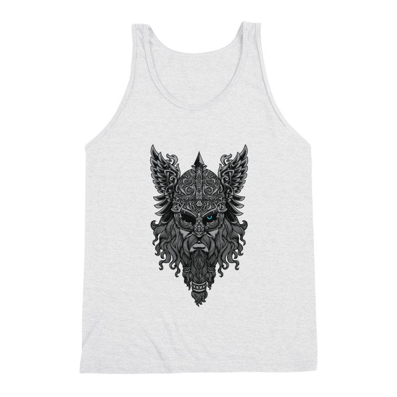 Odin Men's Triblend Tank by ES427's Artist Shop