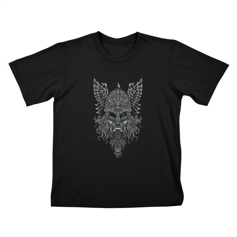 Odin Kids T-Shirt by ES427's Artist Shop